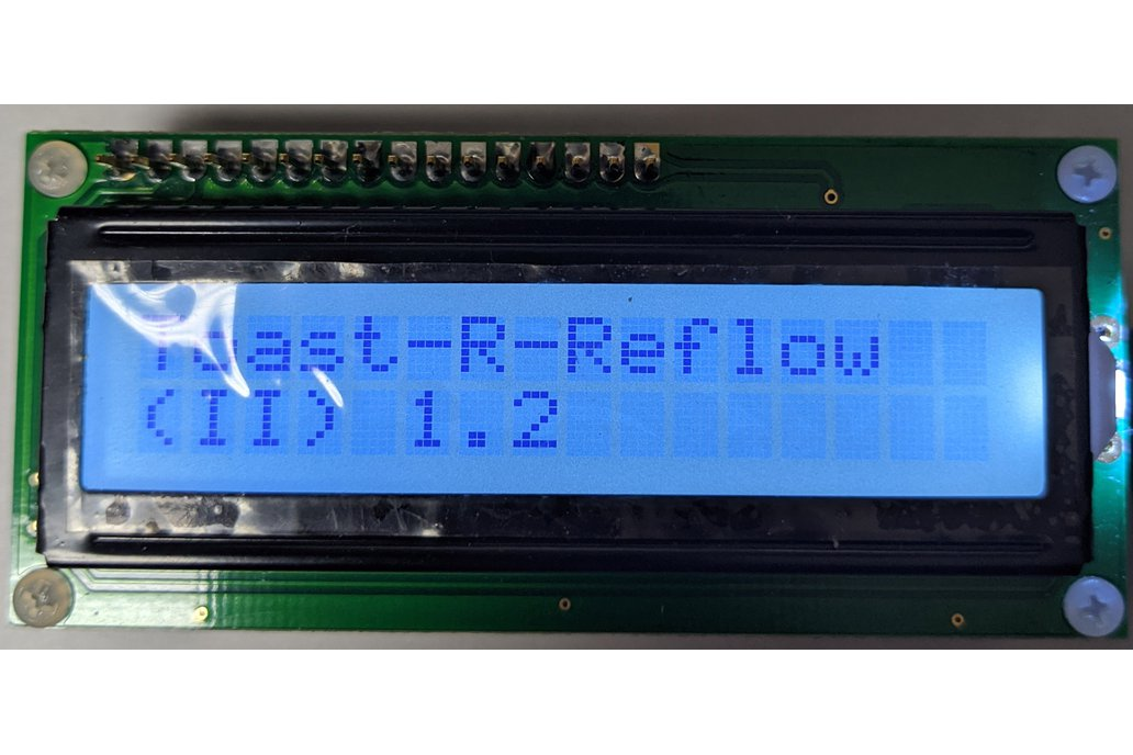 Toast-R-Reflow Controller 1