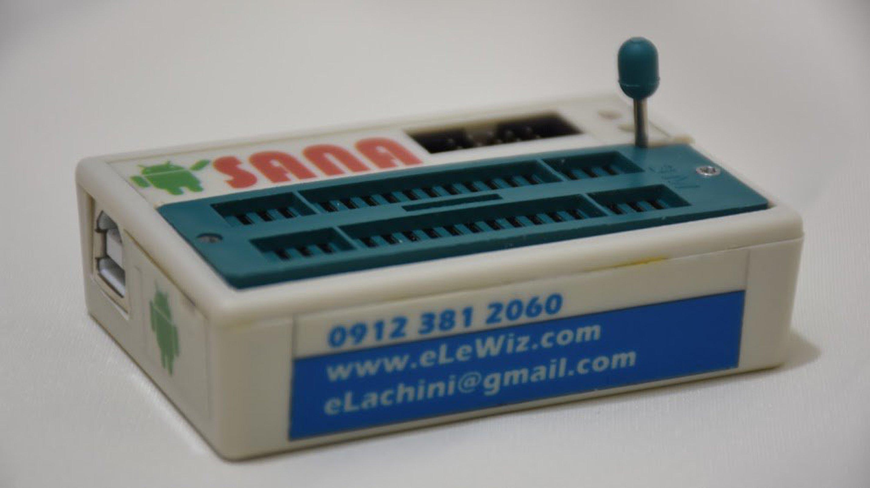 Sana Ic Tester Usbasp Programmeravr 2493cxx From Hossein Lachini Atmel Usb Programmer Circuit Zif Socket Atmega8 2 6