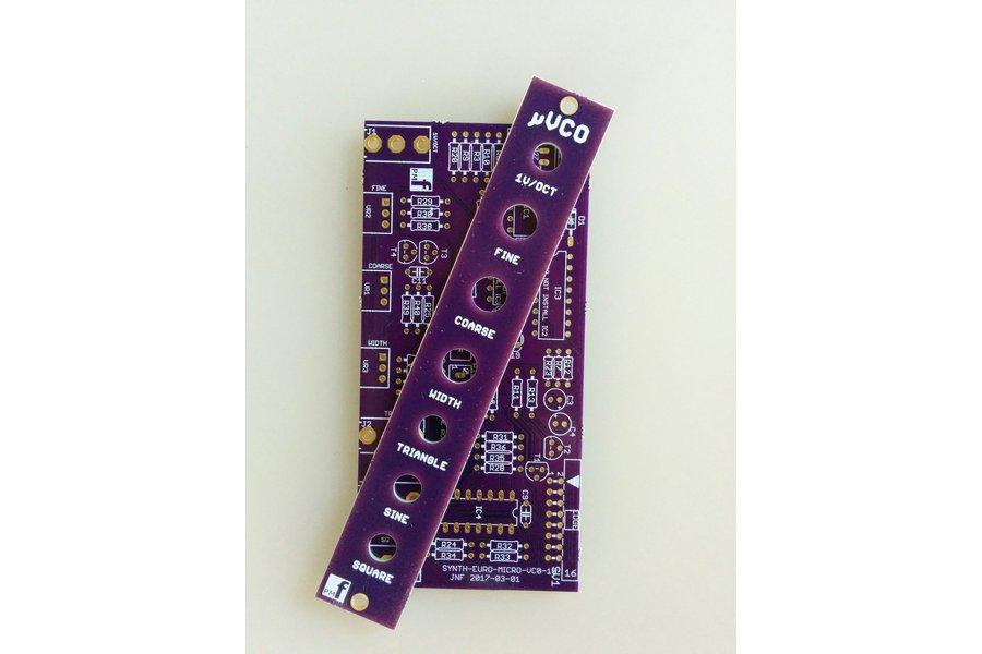 Micro VCO/LFO (Eurorack PCB Set)