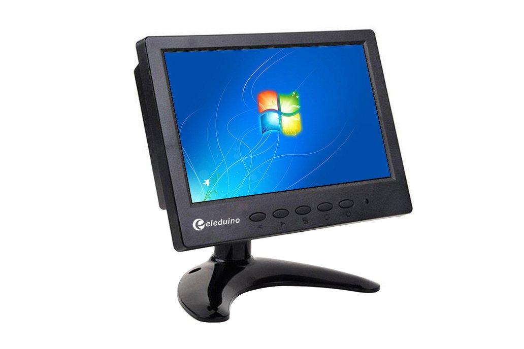 7 inch 1024*600  Monitor 1