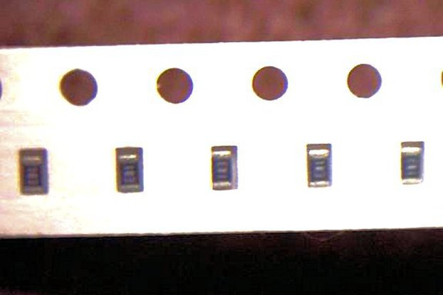 0603 SMT Resistor Mid1 - Range Kit
