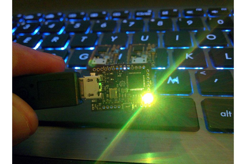 FemtoUSB (Atmel ARM Cortex M0+) 4