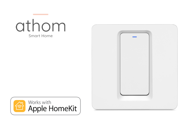 pre flashed Homekit EU Switch 1 gang