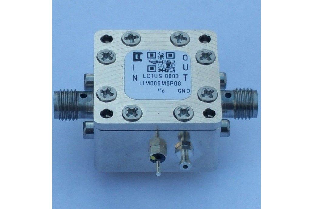 Limiter 9 kHz - 6 GHz (from +25 dBm to +35 dBm) 1