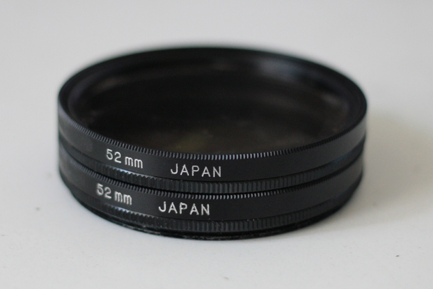 52mm Mica Camera Filter (Tunable Spectrum)