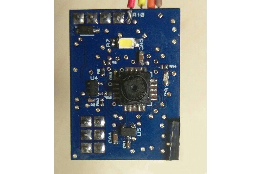 Miniature Embedded Machine Vision Module 1