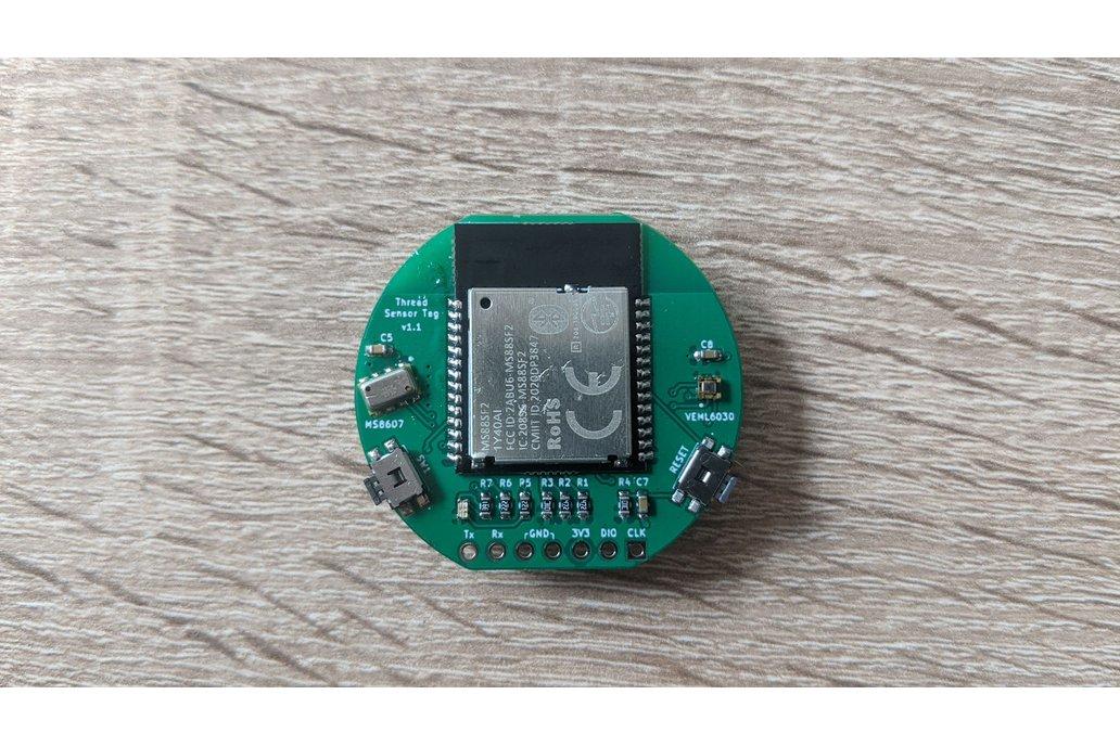 Thread Sensor Tag 1