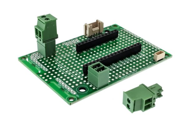 qGroundMini Adafruit Feather Compatible PCB Kit