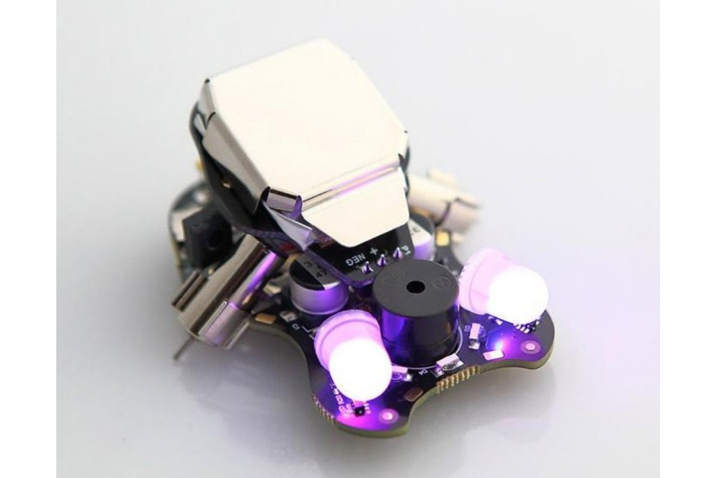 Winkbot with IR remote 1