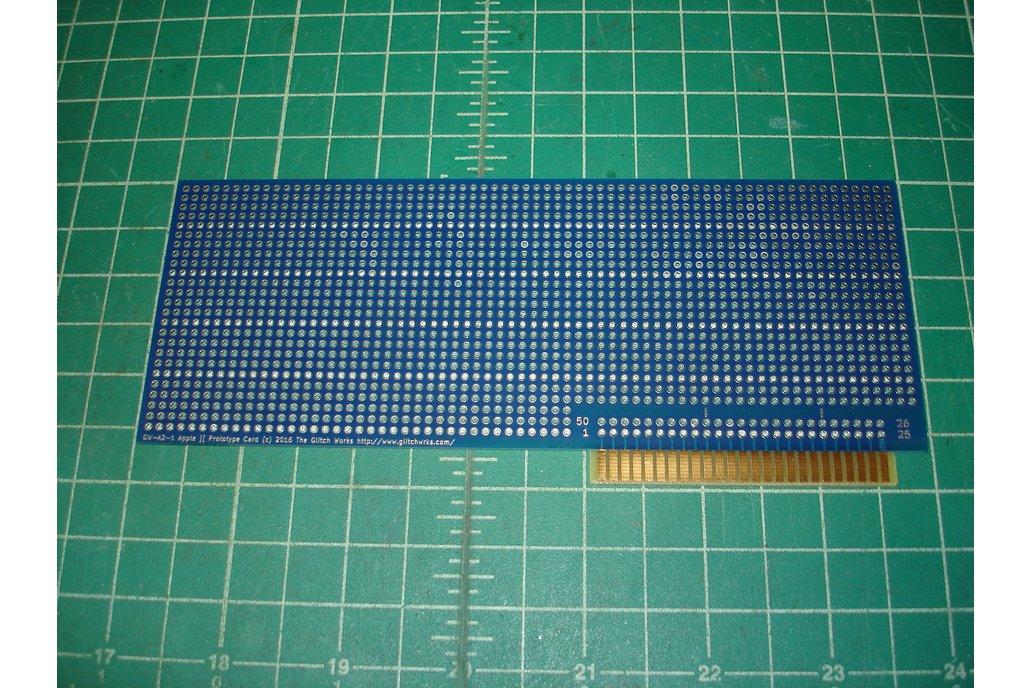 GW-A2-1 Glitchworks Apple II Prototyping Board 1