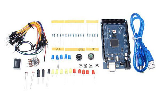 Mega 2560 Starter Kits For Arduino