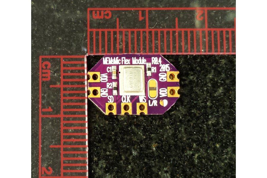 MEMS Microphone Flex Module
