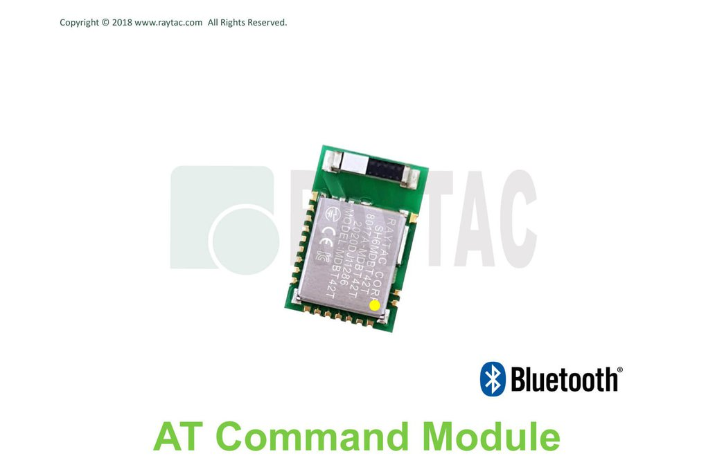 AT Command Slave BT5.2 Small Module MDBT42T 1