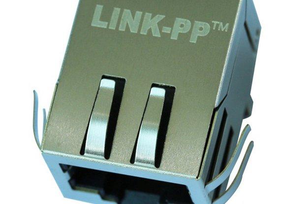 J0026D21NL 10/100 Base-T Single Port RJ45 Socket