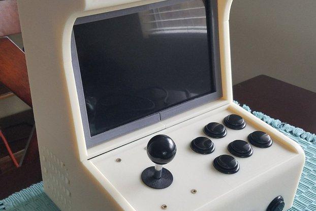 Bartop Arcade Rpi Machine
