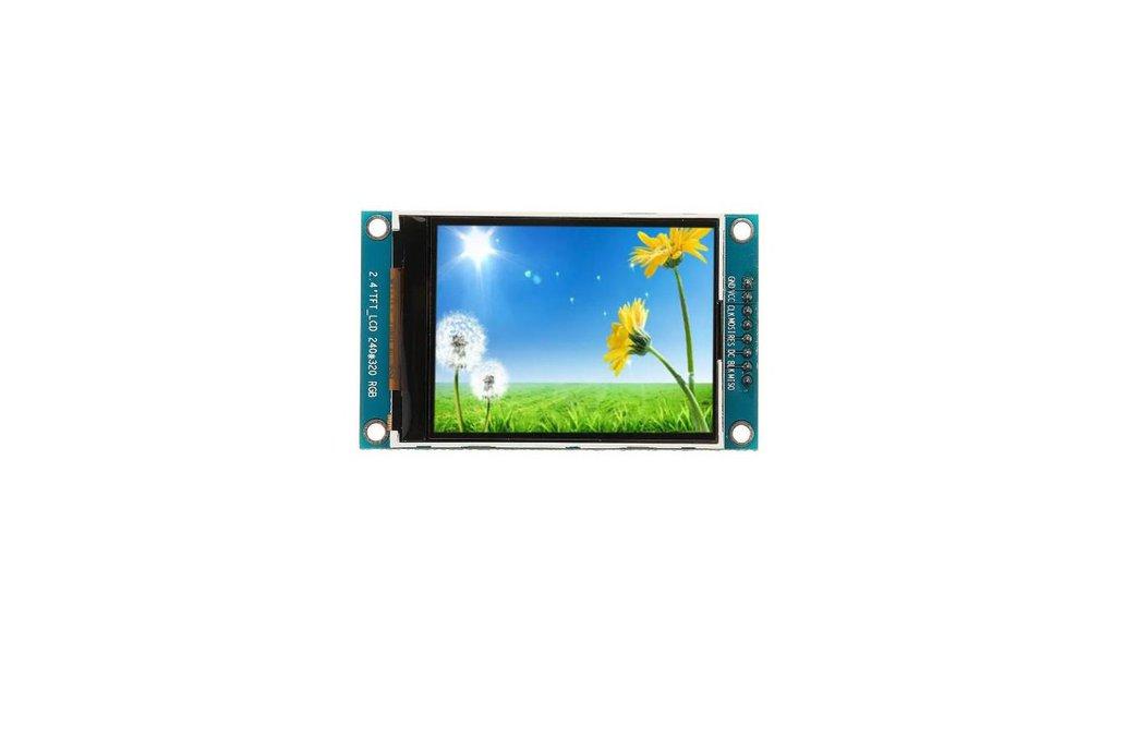 2.4 In Color HD LCD TFT Screen Display Module 1