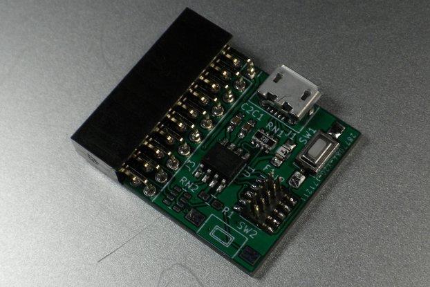 ComboDebug JTAG Debug Adapter for J-Link