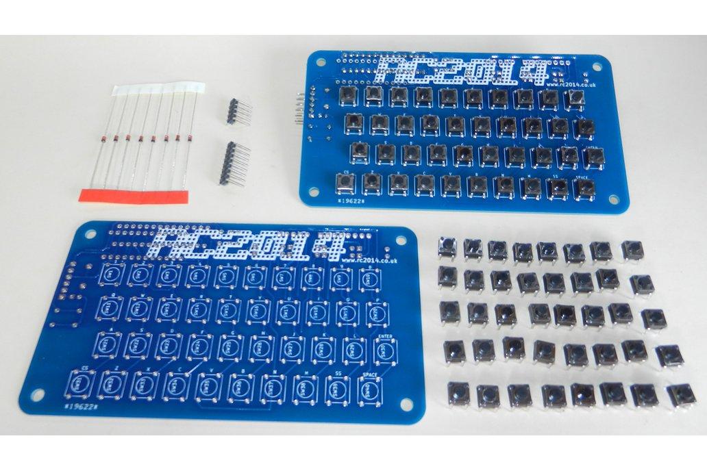 Universal Micro Keyboard 2