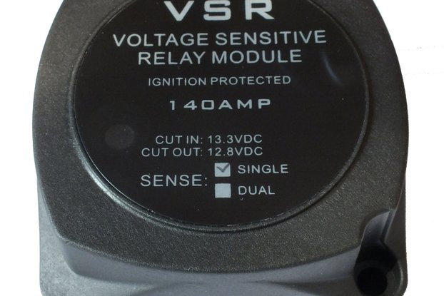 Voltage Sensitive Relay for Dual Battery Systems