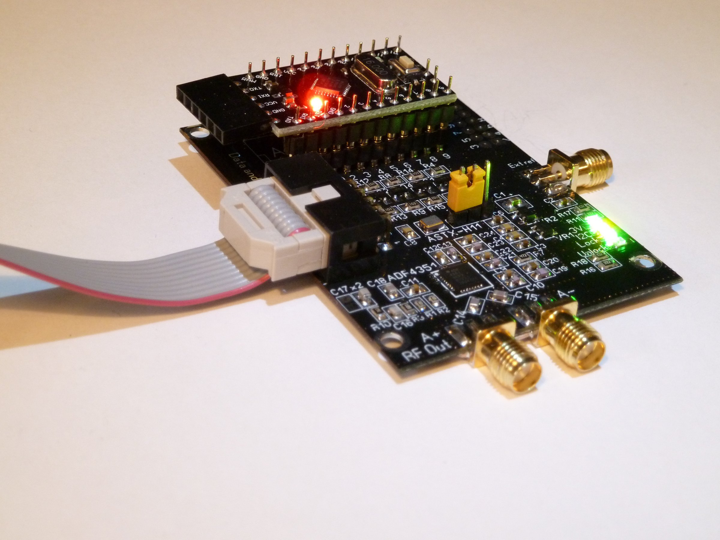 34mhz To 44ghz Frequency Synthesizer From Zachtek On Tindie Circuit Diaghram Of Low 1