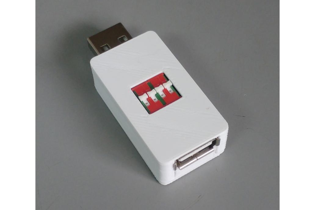 USB-Helper / USB-Switch [Kit] 11