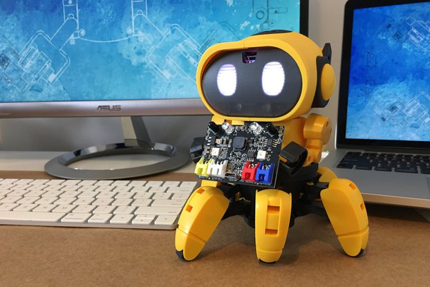 Pro'sKit AI Probbie Robot with Probbie 97