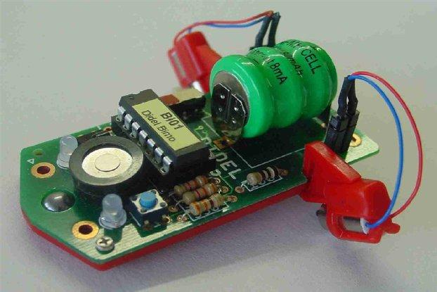 Bimo - a successful and original robot kit