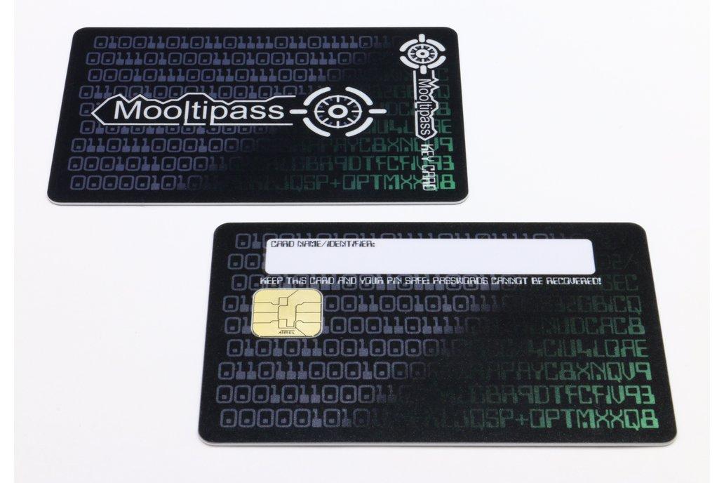 Mooltipass Offline Password Keeper 2