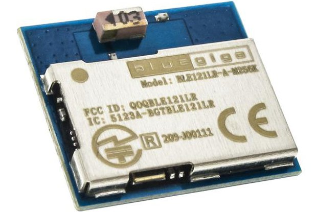 Bluegiga BLE121LR Bluetooth Long Range Module