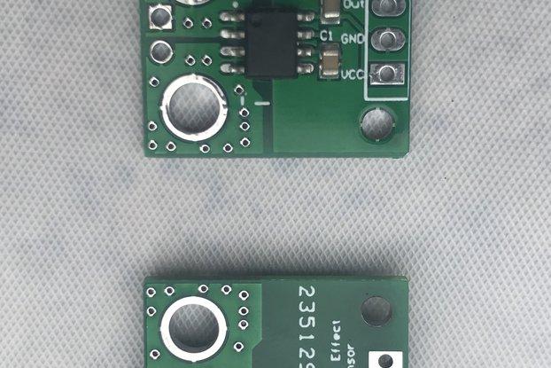 AC/DC Hall Effect Current Sensing Module
