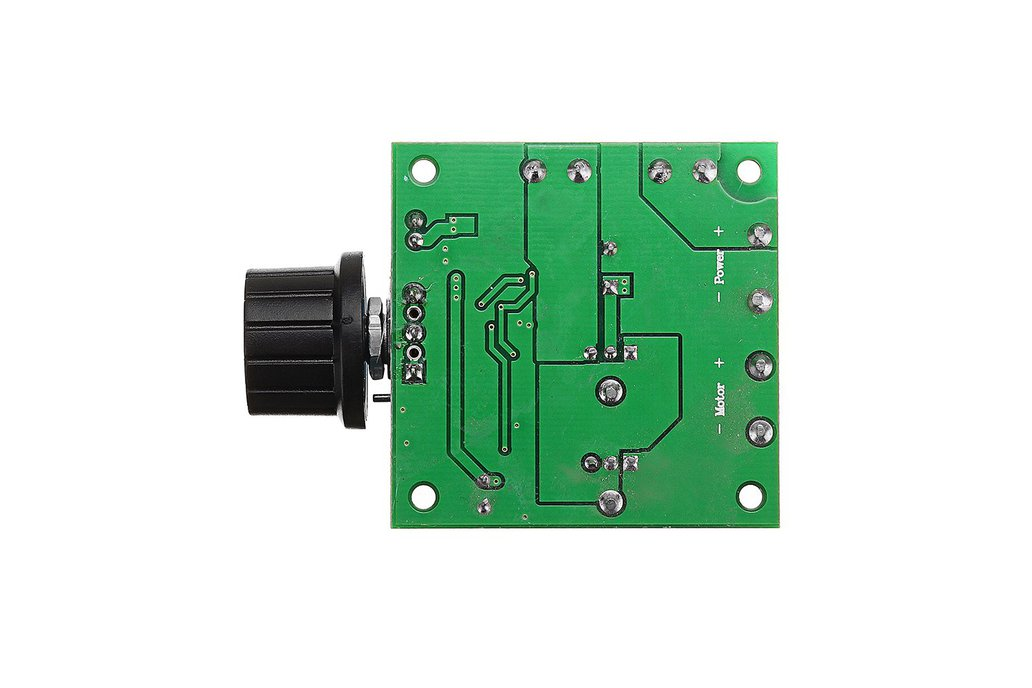 Motor Speed Controller  Module With Knob 2