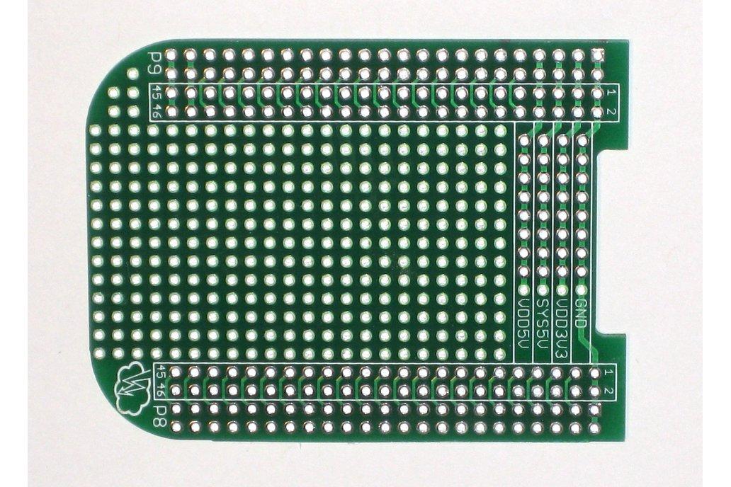 Proto Cape for BeagleBone 1