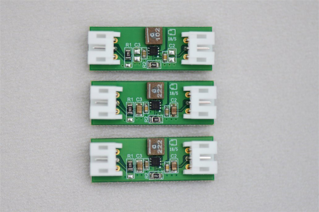 MAX1722x NanoPower Boost from 400mV Converters PH 1