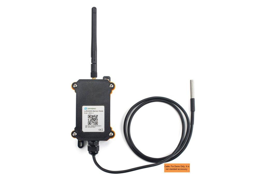 Waterproof  Wireless LoRa Sensor Node--LSN50-V2 1