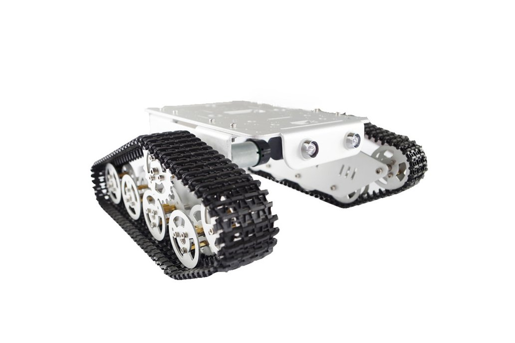 Metal Robot Tank Chassis Track  2