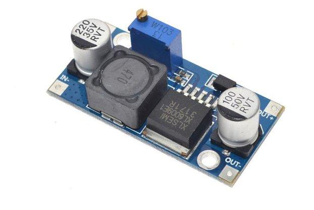 L6009 DC-DC Booster module