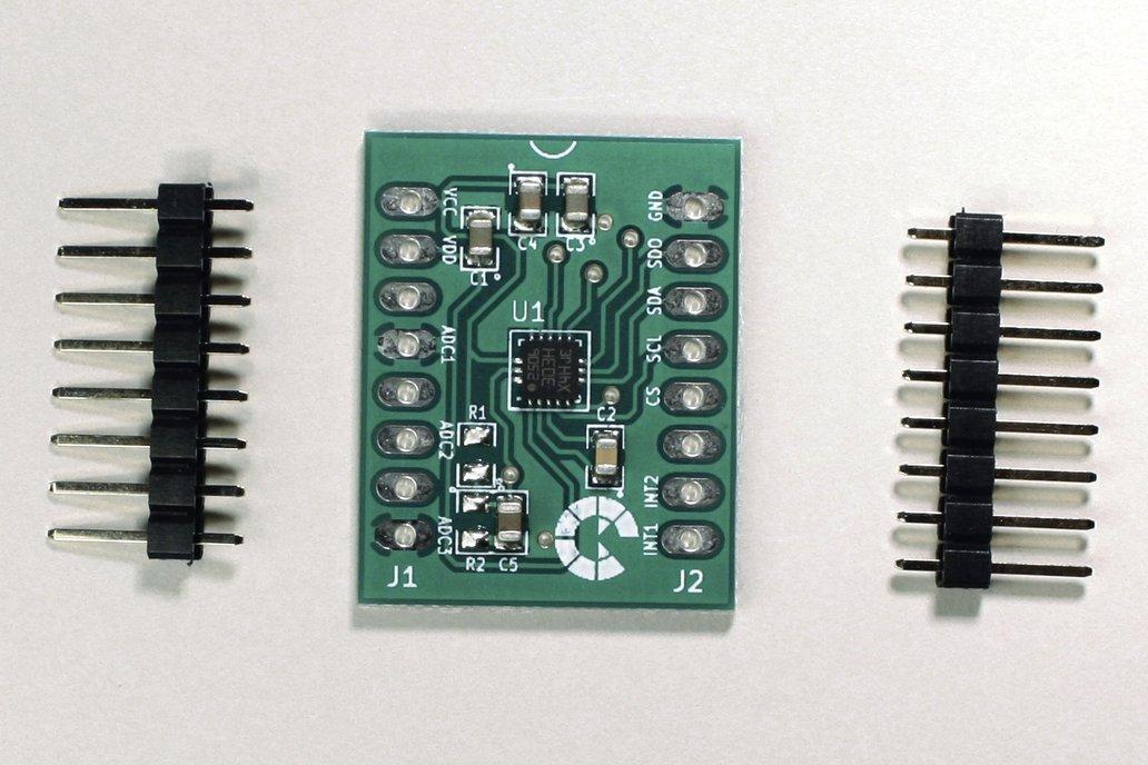 eCompass module LSM 303D 1