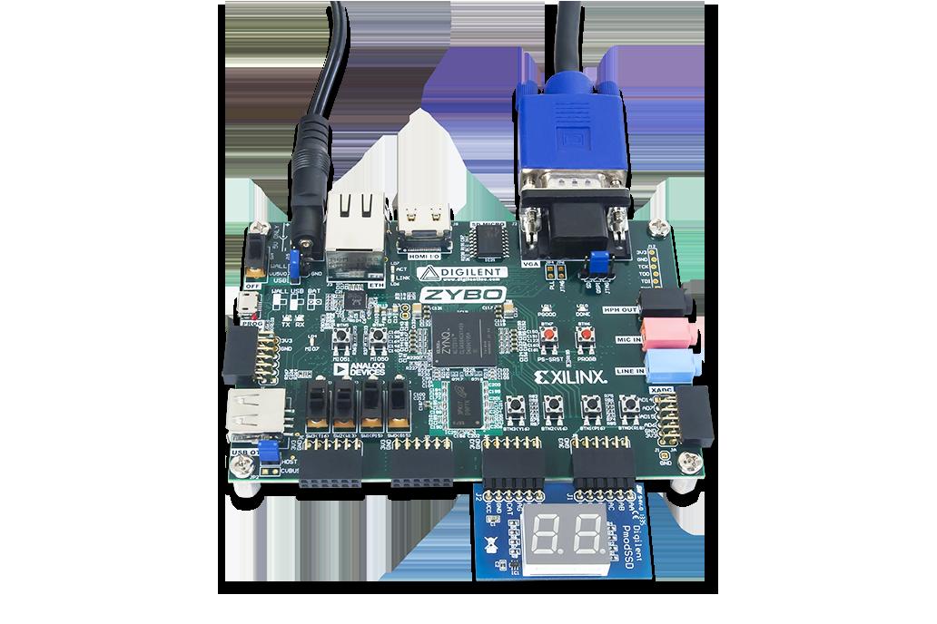 Zybo Zynq-7000 ARM/FPGA SoC Trainer Board 2