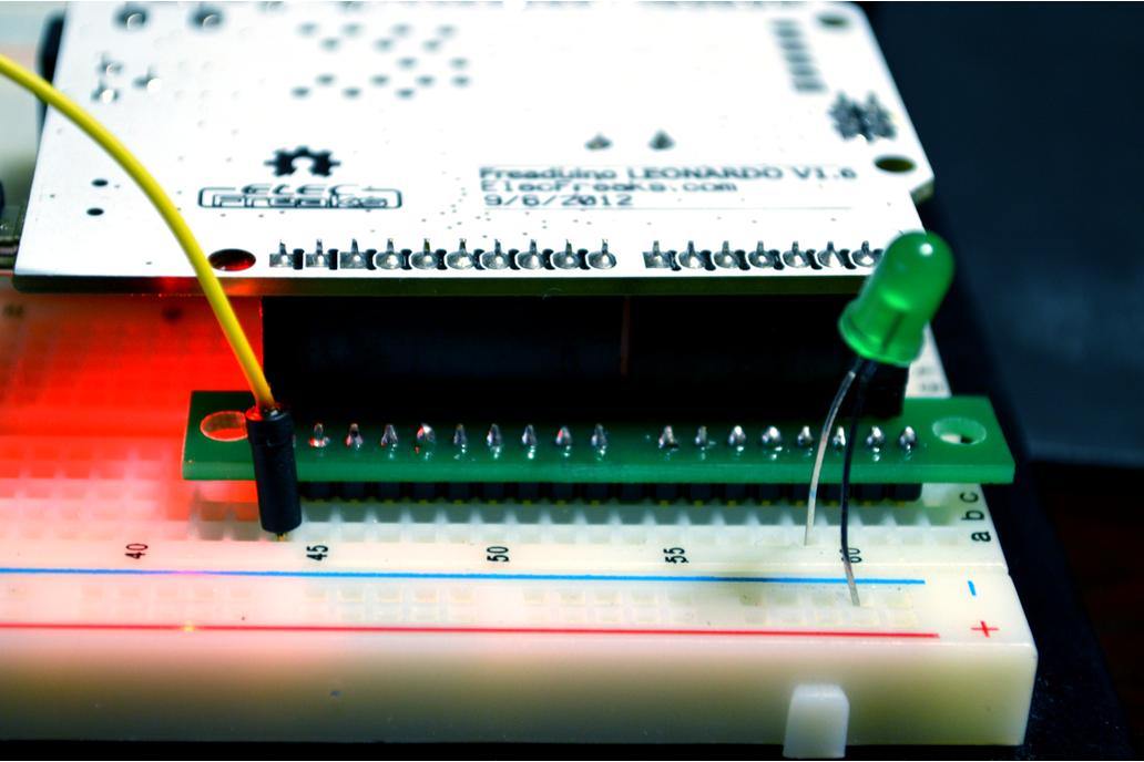 Arduino Board/Shield Breadboard Adpaters 1