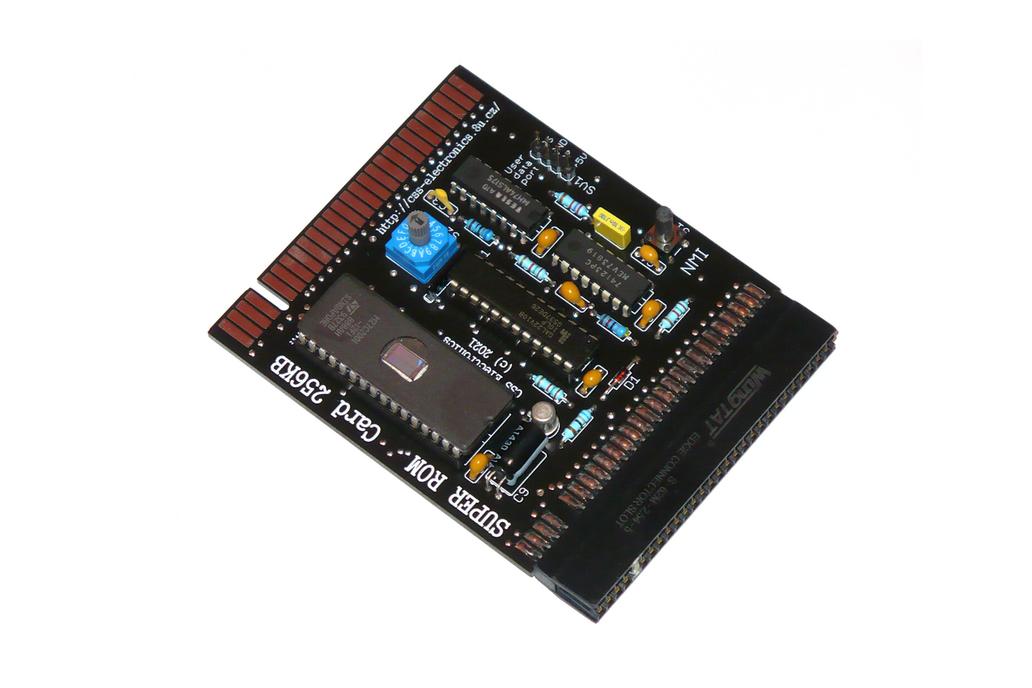 SUPER External ROM 256KB ZX Spectrum 1