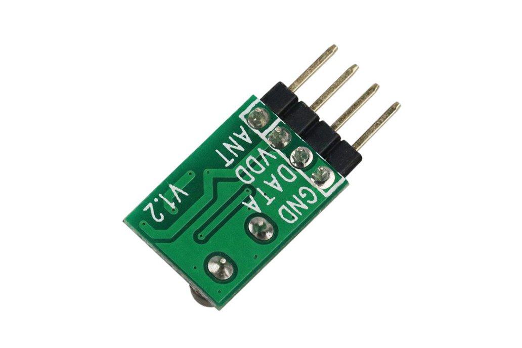 Arduino ASK RFIC transmitter module  2