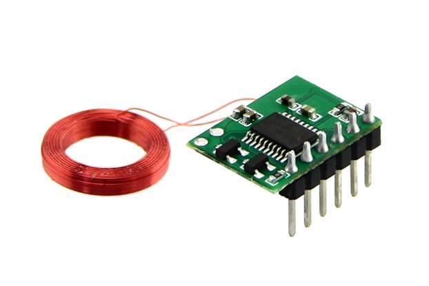 Mini 125Khz RFID Module Antenna 35mm