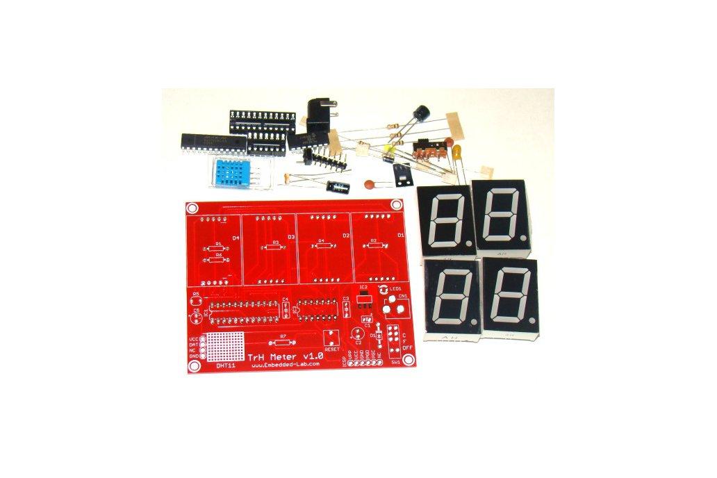 TrH Meter Kit 4