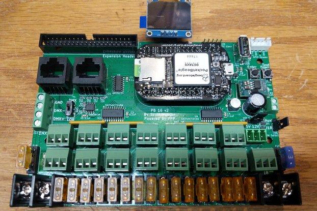 PB16 v2 Pixel Controller
