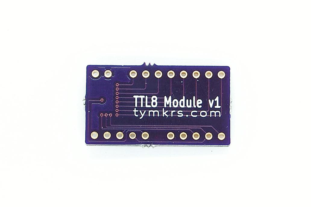 Tymkrs TTL8 Module 5