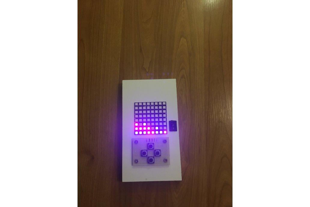 RGB Matrix GamingPad 1