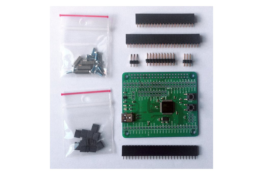 AVRPi-32U4 for Raspberry Pi A+/B+/Pi2 2