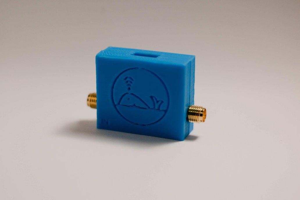 Low Noise Amplifier 6000 MHz Kit. Gain > 20 dB 1