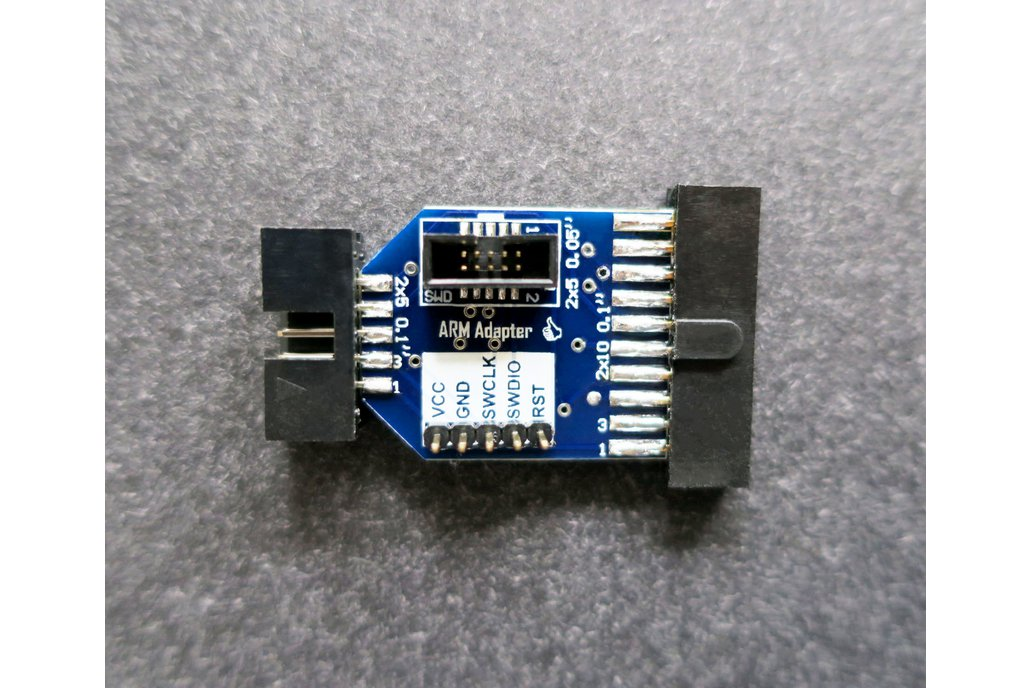 JTAG to SWD Adapter 1
