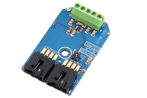 AD7999 I²C 4-Channel 8/10/12-Bit Analog to Digital